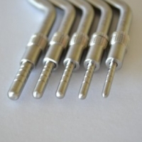 Набір остеотомів  R-07-31 (зігнуті/кутовi закруглені)